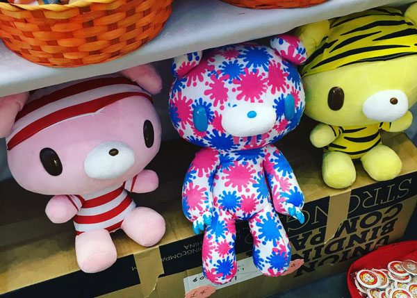Hyper Japan Christmas 2018 Gloomy Bear