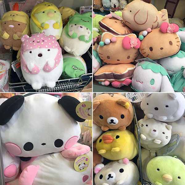 Hyper Japan 2018 - ARTBOX kawaii plush