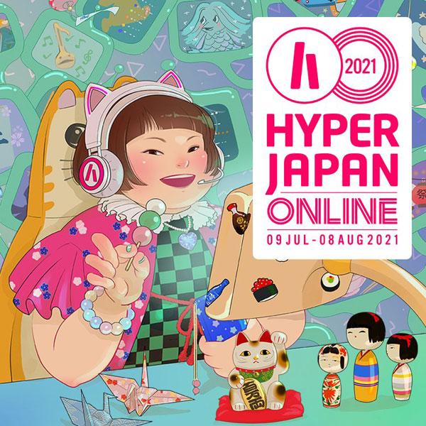 Hyper Japan Online