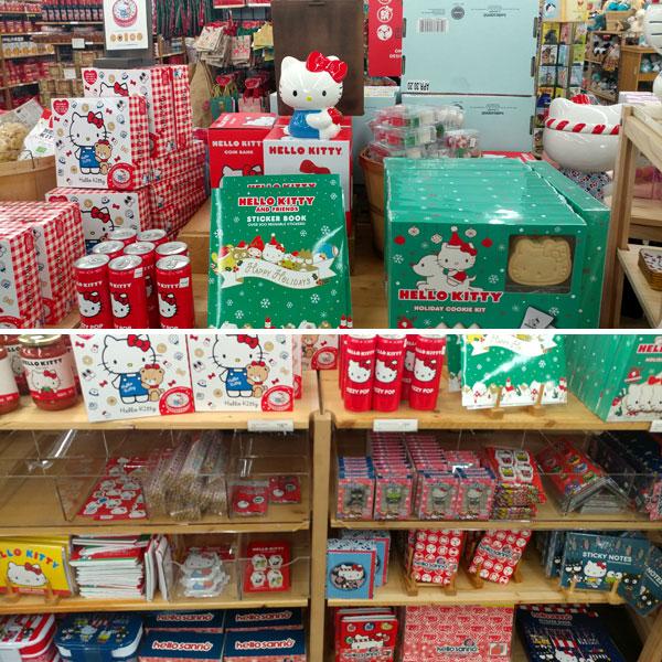 Hello Kitty World Market