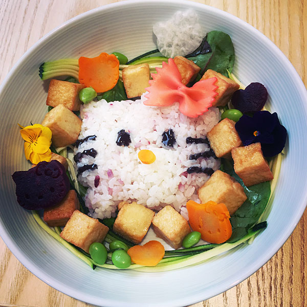 Hello Kitty Cafe at Tombo London