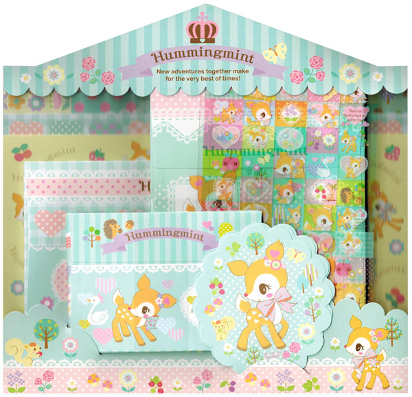 hummingmint kawaii stationery