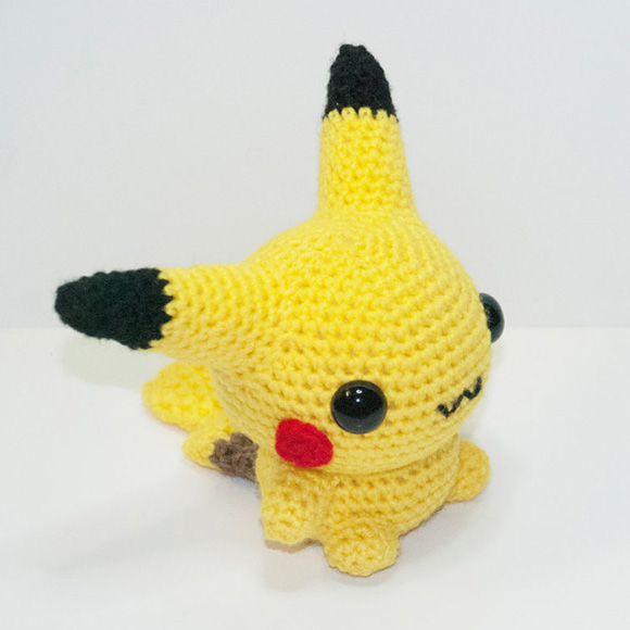 Easy Amigurumi Cute : Pokemon Amigurumi by Heartstring Crochet - Super Cute Kawaii!!