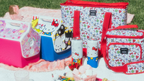 hello kitty coolers
