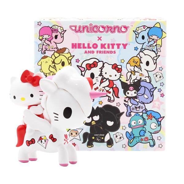 tokidoki Unicornos - Hello Kitty