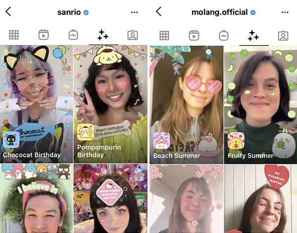 Kawaii Instagram Filters