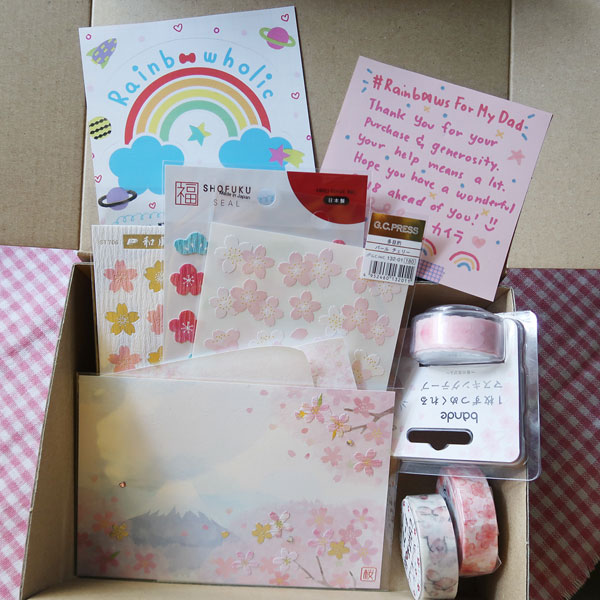 Japanese Stationery from Rainbowholic Shop
