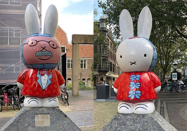 Dick Bruna & Miffy Utrecht