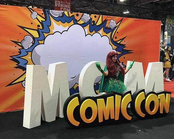 MCM Scotland Comic Con 2017
