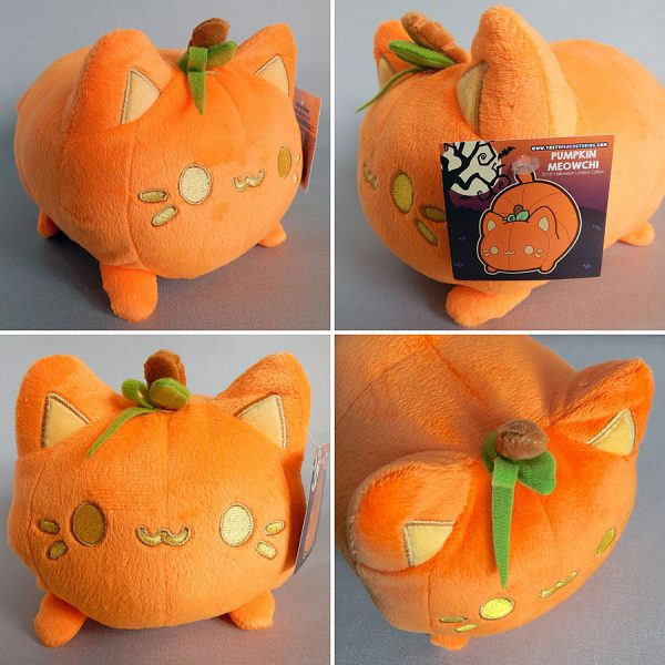 pumpkin meowchi