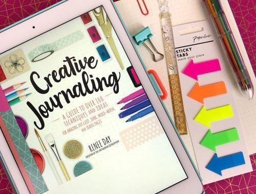 Creative Journaling Book Review