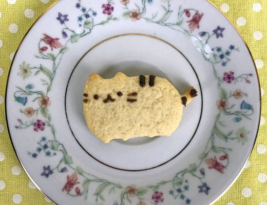 Pusheen Cookie Kit