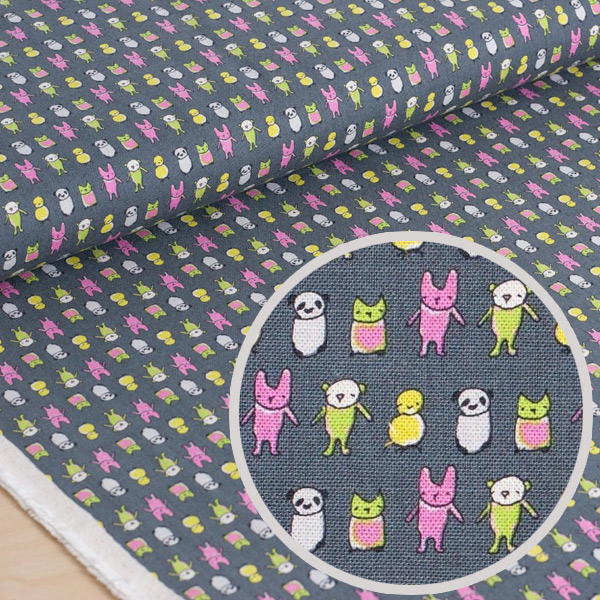 kawaii japanese fabric