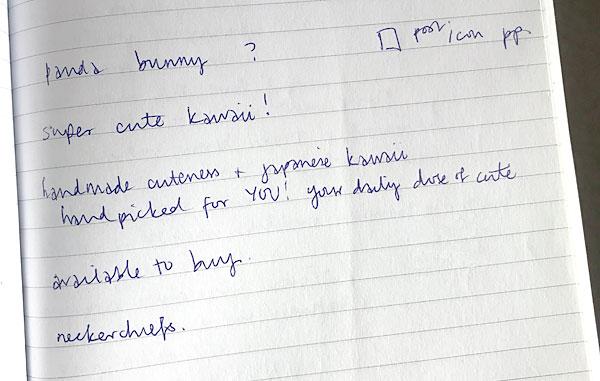 sck notes