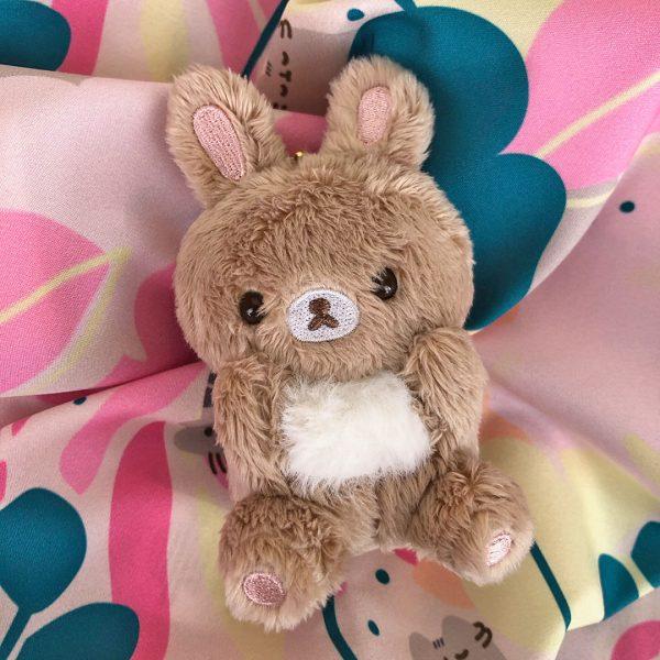 bunny Rilakkuma plush