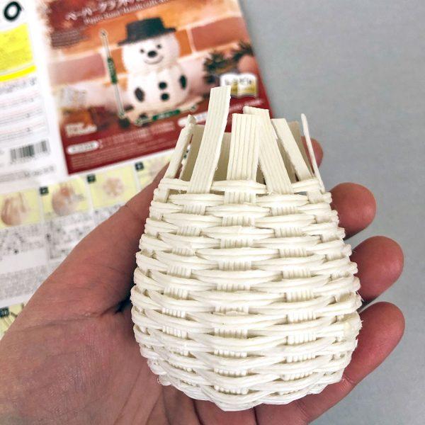 Snowman Paper-Band Craft Kit