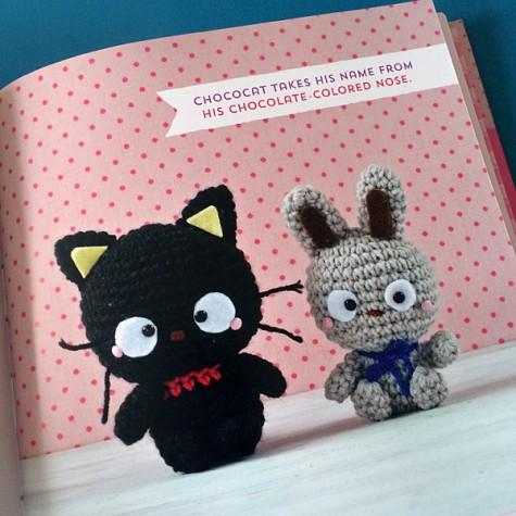 Hello Kitty Crochet Book Review Super Cute Kawaii