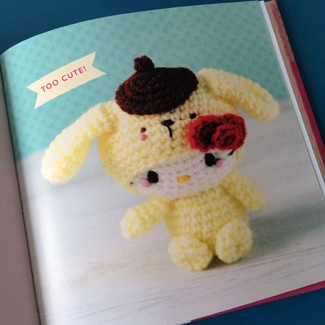hello kitty crochet