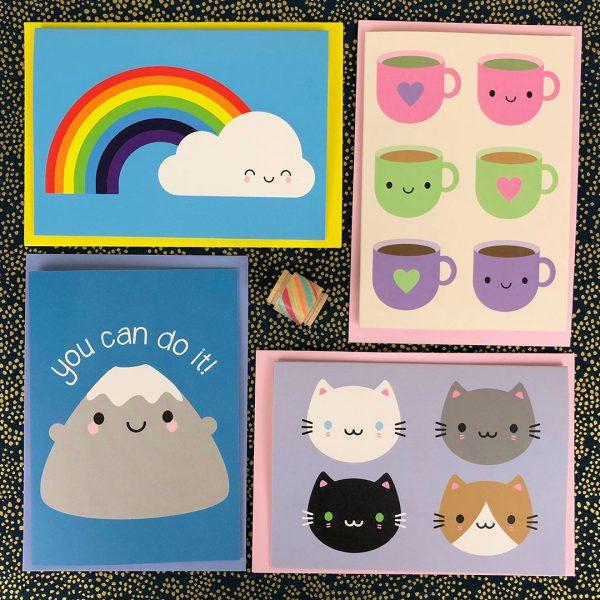 kawaii cards