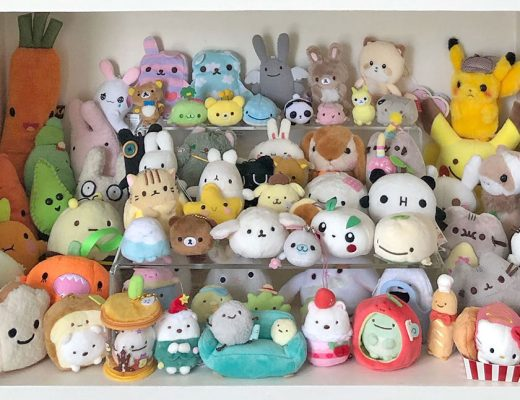 Kawaii Plush Collection