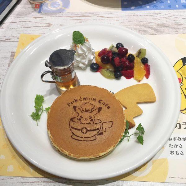 Pokemon Cafe in Tokyo Japan