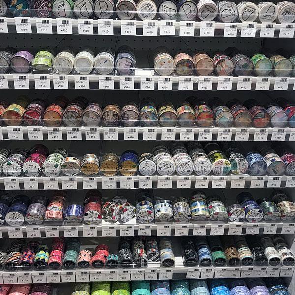 wrapple kawaii stationery shop tokyo