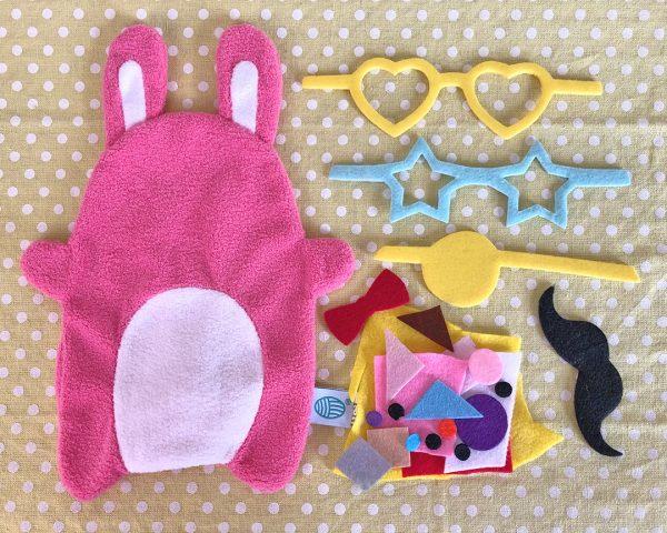 Noodoll DIY plush kit review