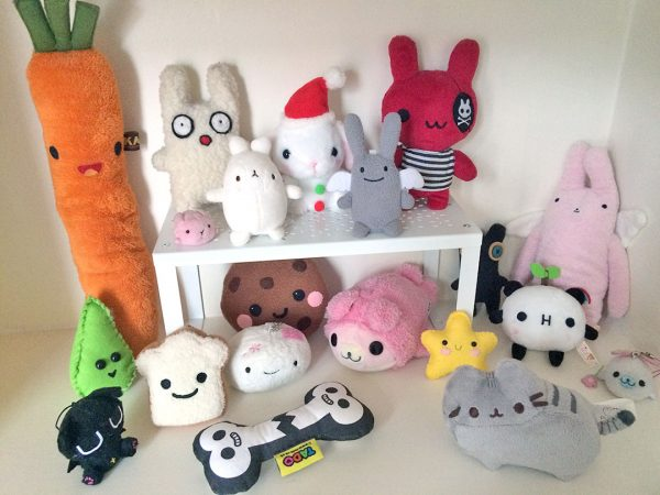 Kawaii Plush Collection