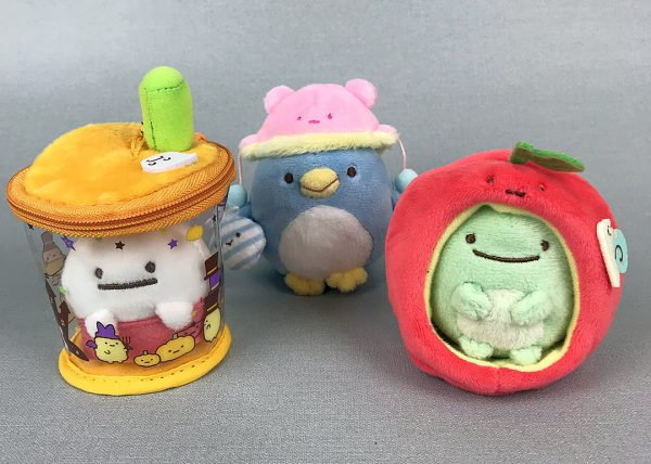 Sumikko Gurashi mini plush