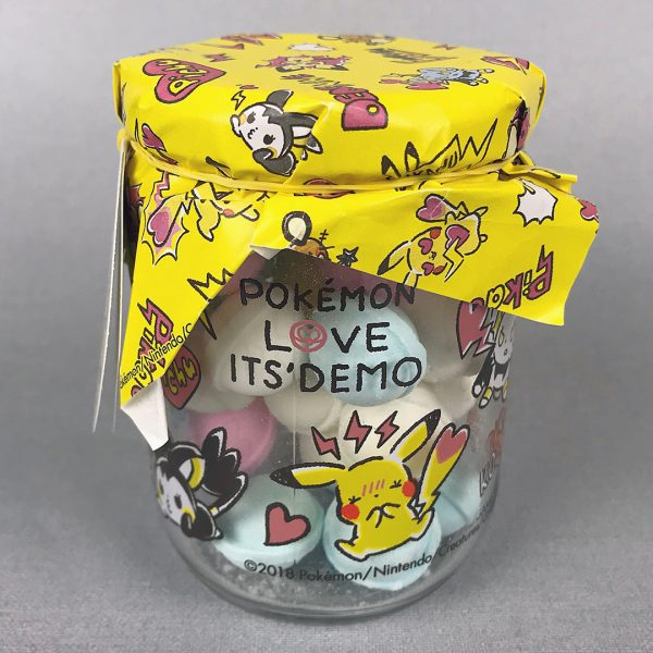 Pokemon Kawaii Candy Jar