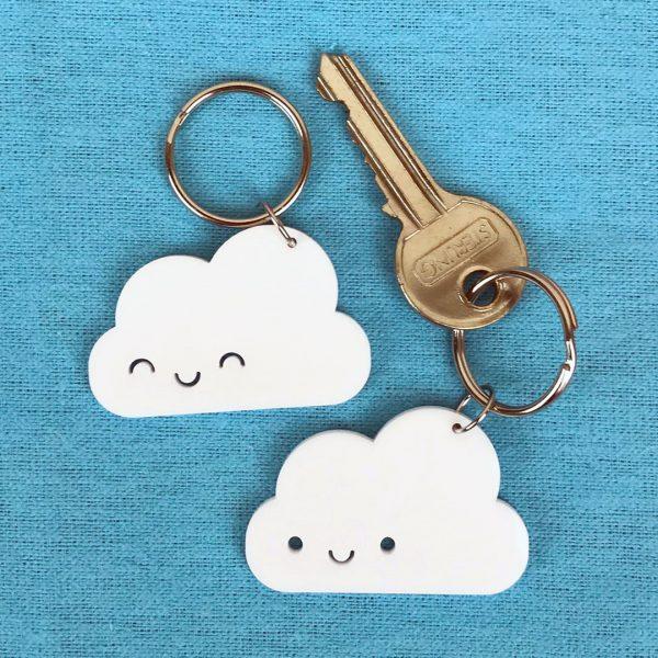 kawaii key rings