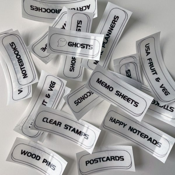 Phomemo label printer