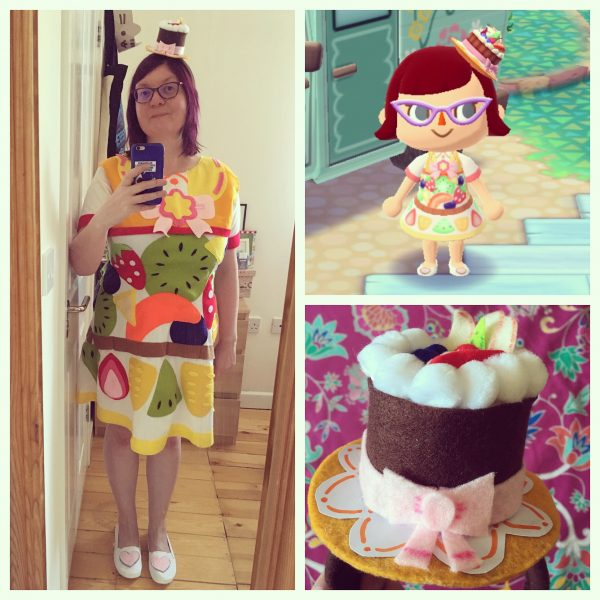 Animal Crossing cosplay