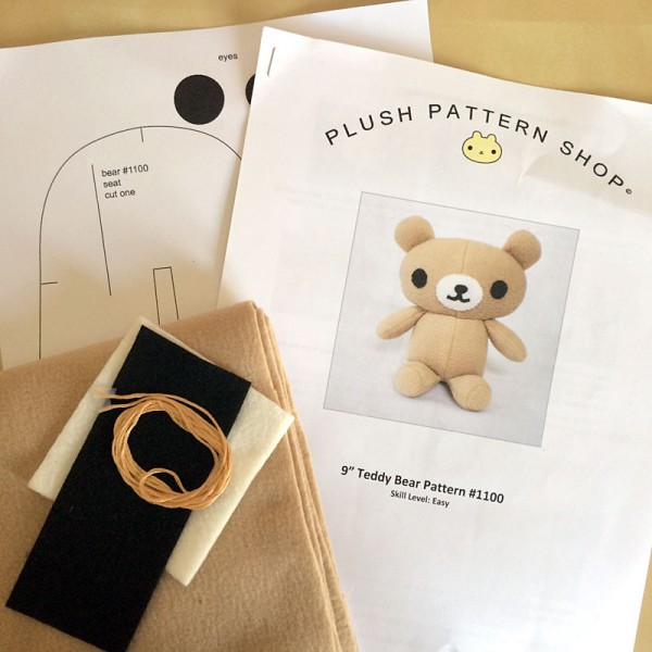 plush pattern shop