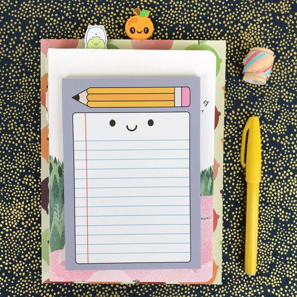 kawaii stationery notepad
