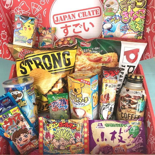 Japan Crate Subscription Box Review