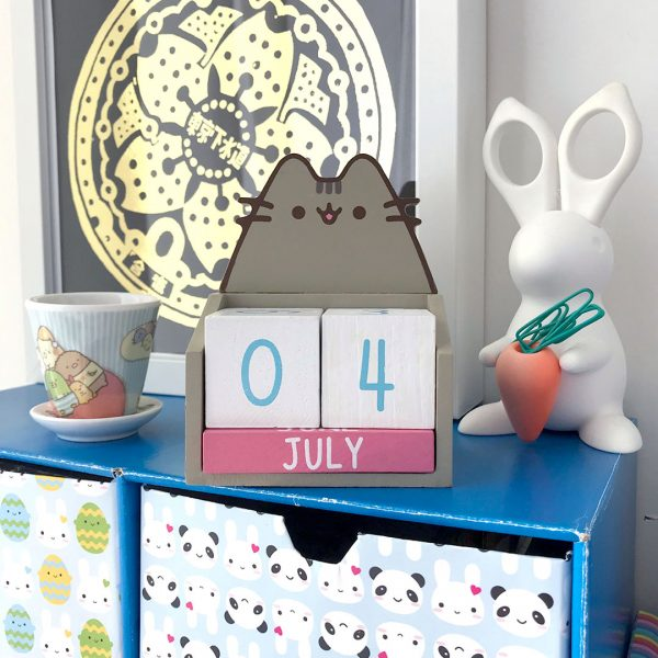 Pusheen Box calendar