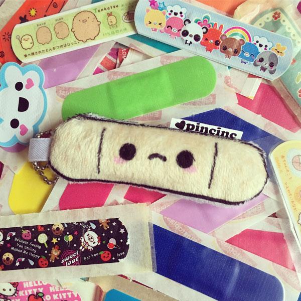 pincinc kawaii bandage