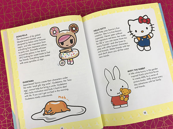The Super Cute Book of Kawaii!