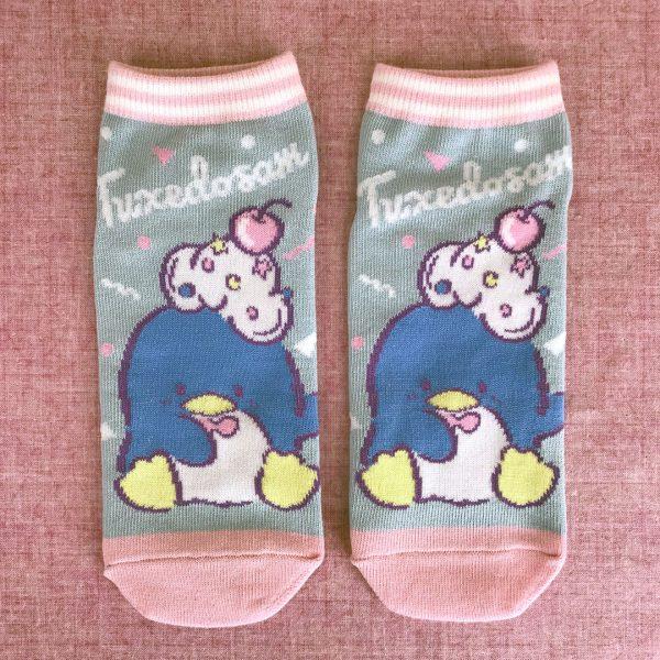 Tuxedo Sam kawaii socks