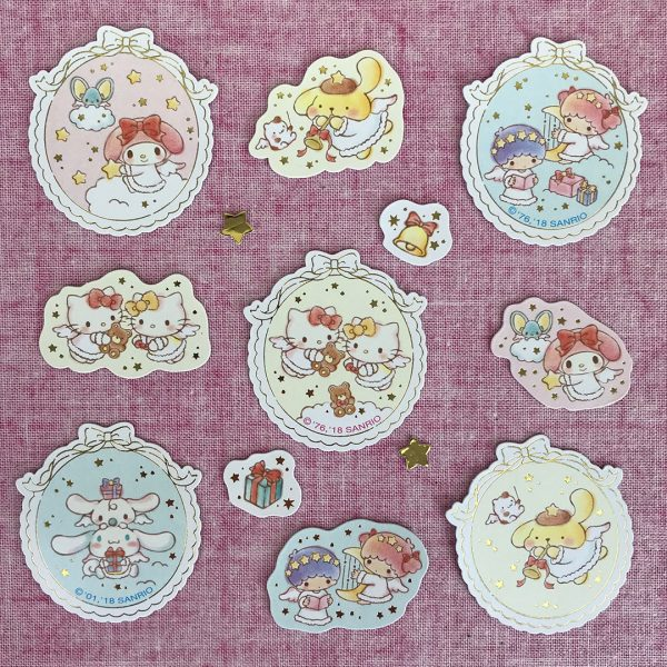 Sanrio kawaii stickers