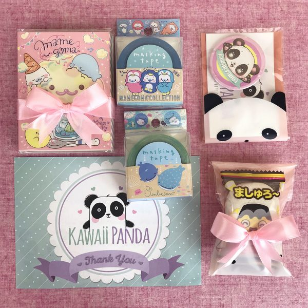 japanese stationery from Kawaii Panda