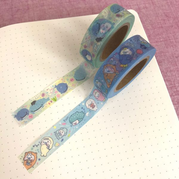 San-x washi tape from Kawaii Panda