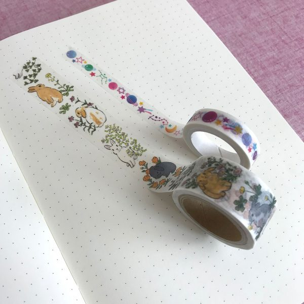 Kawaii washi tape from Cute Things From Japan
