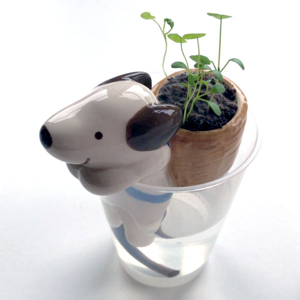 Shippon & Chuppon Animal Planters Review