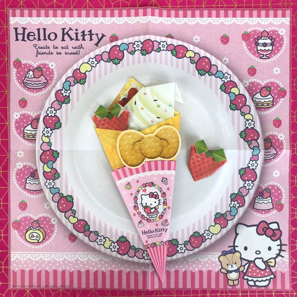 Hello Kitty Origami Kit Review