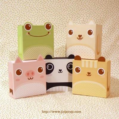 Jinjerup Animal Gift Boxes - Super Cute Kawaii!!