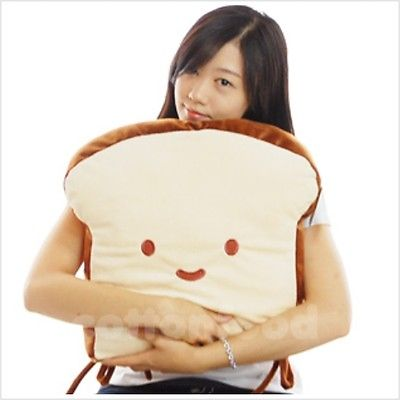 bread slice plush