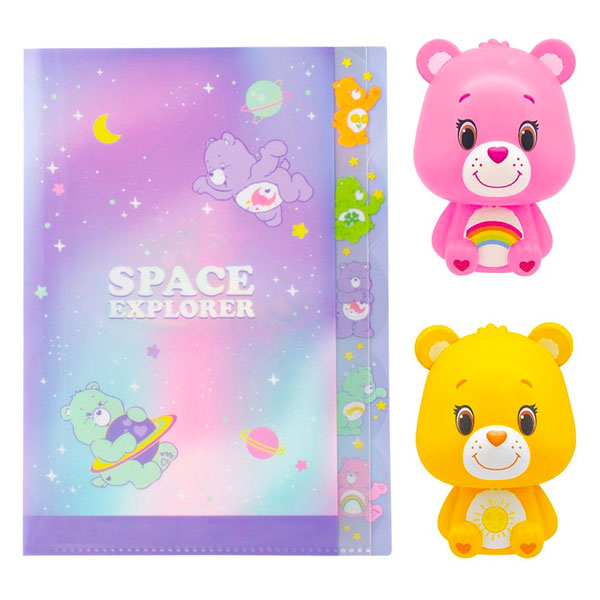 care bears kawaii stationery