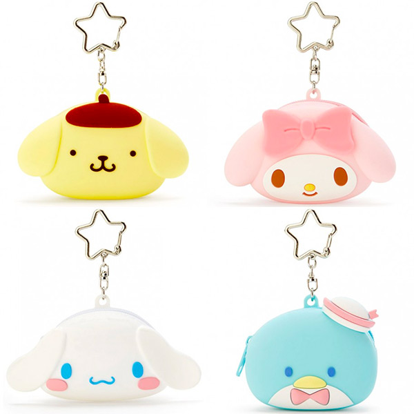 Sanrio coin purses